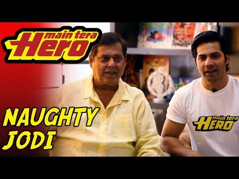 The Naughty Jodi of Varun & David Dhawan