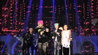 BIG BANG GARA GARA GO ALIVE TOUR IN SEOUL 2012