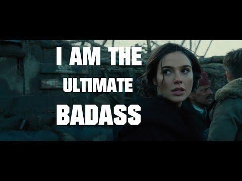 INCREDIBLE! Wonder Woman ft. Sia - Unstoppable (Read description!)