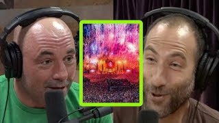 Ari Shaffir Describes His Visit to a German EDM Sex Party