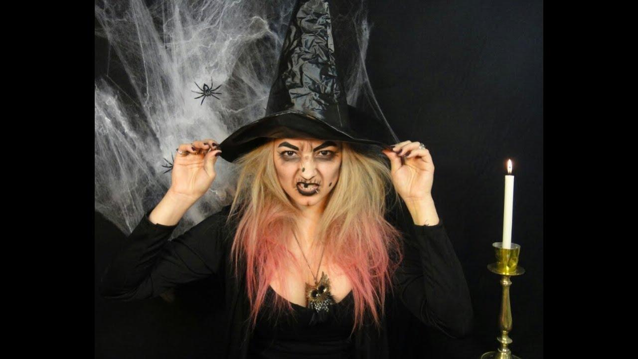 Halloween Bruja Mala YouTube
