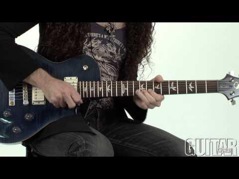Full Shred w/Marty Friedman - String-Bending and Vibrato Lesson