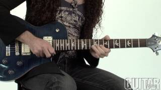 Full Shred w/Marty Friedman - String-Bending and Vibrato Lesson