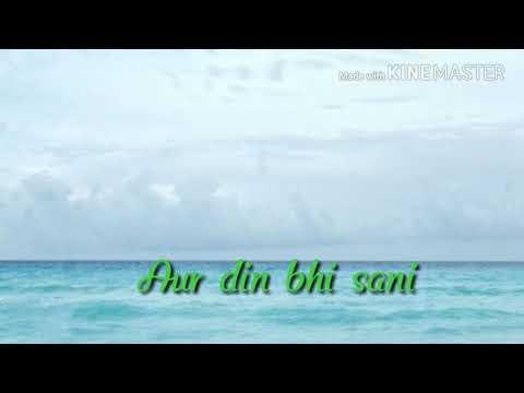 Aaj blue hai Pani Pani..Yo Yo honey Singh WhatsApp staut video.