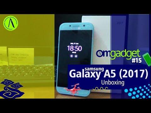 Unboxing Samsung Galaxy A5 2017 : Harga udah turun! [ OM GADGET #15 ]