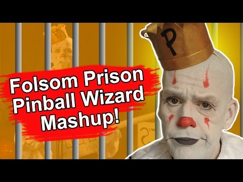 Folsom Prison BluesPinball Wizard Shmoosh Up CashWho