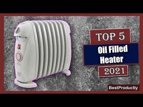 5 Best Oil Filled Heater In 2020