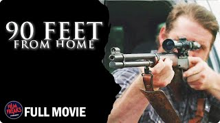 90 FEET FROM HOME - Full Thriller Movie | Shawn Michaels Crime Movie