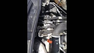207 hdi 1.4 bruit moteur + couinement arrêt