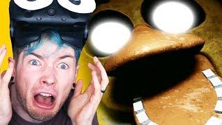 FNAF VR: The First Jumpscare.. (Help Wanted #2)