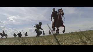 Атака кавалерии. Фильм о войне