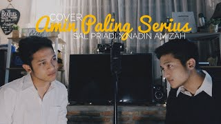 download video musik      AMIN PALING SERIUS - SAL PRIADI X NADIN AMIZAH ( COVER BY ALDHI )