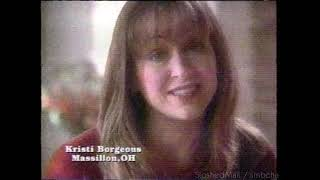Cbs Commercials August 1998