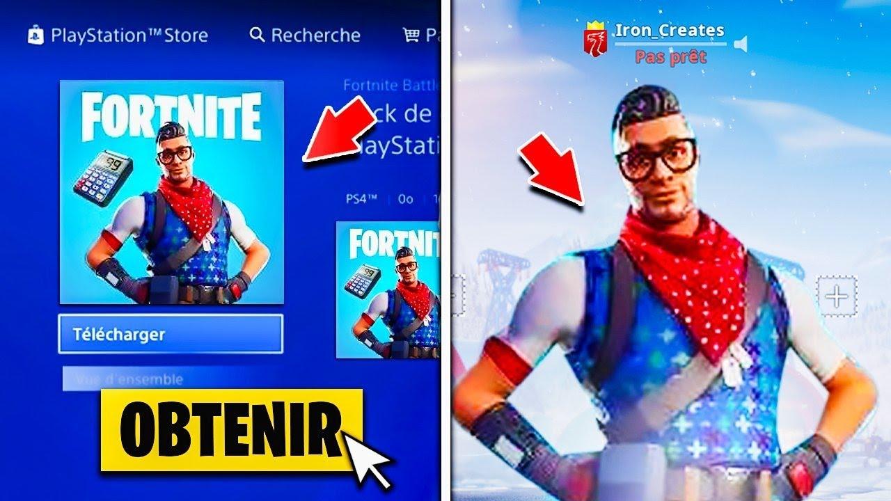 skin ninja rouge fortnite saison 8 recuperez sur votre compte le nouveau pack de skin gratuit - skin fortnite ps plus saison 8