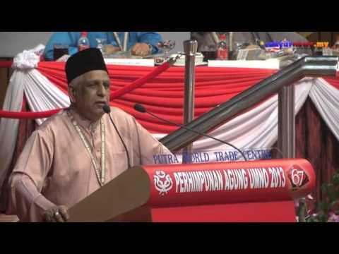 Usul Ucapan Dasar Presiden : Wakil Pulau Pinang Bahagian 1