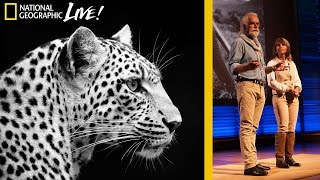 Capturing the Beauty of Africa's Wildlife and Fighting to Save It | Nat Geo Live
