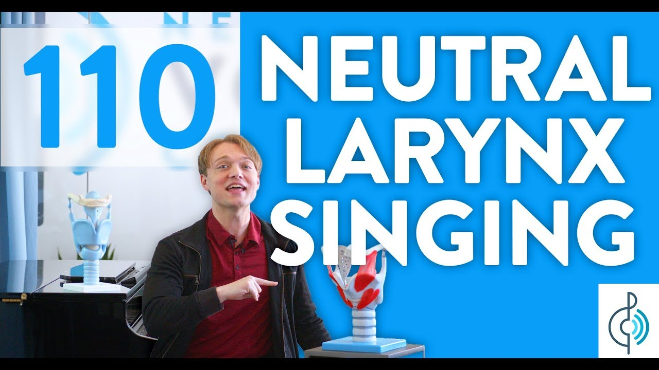 """Ep. 110 """"Neutral Larynx Singing"""" Cover"""