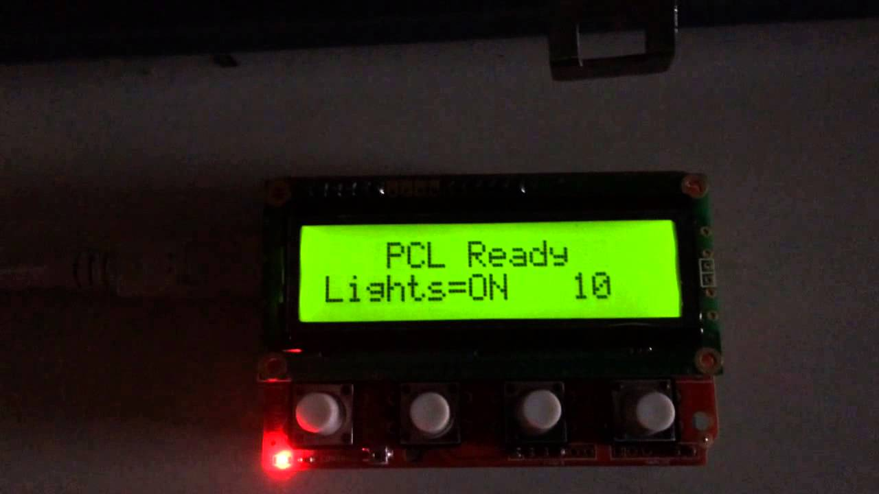 Arduino Pilot Controlled Lighting Awesome Ideas