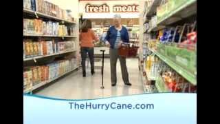 """HurryCane® """"Fastest Selling"""" TV Commercial"""