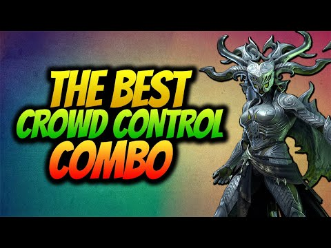 THE BEST CROWD CONTROL DUO IN THE GAME!!! COUNTESS LIX AND ASTRALON ARE INSANE RAID SHADOW LEGENDS