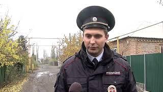 На страже порядка участковый инспектор