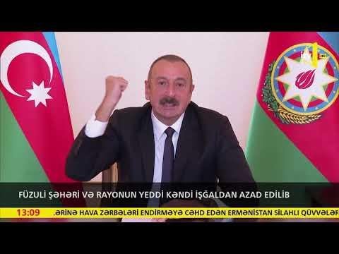İTV Xəbər - Xüsusi buraxılış - 17.10.2020 (13:00)