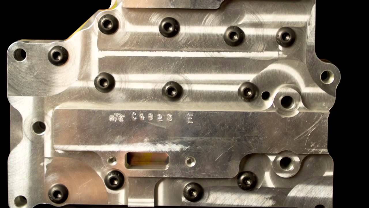 medium resolution of bte s powerglide valve body