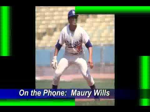 Maury Wills.flv