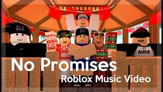 No Promises - Cheat Codes ft.Demi Lovato || Roblox Music Video [ft.Friends]