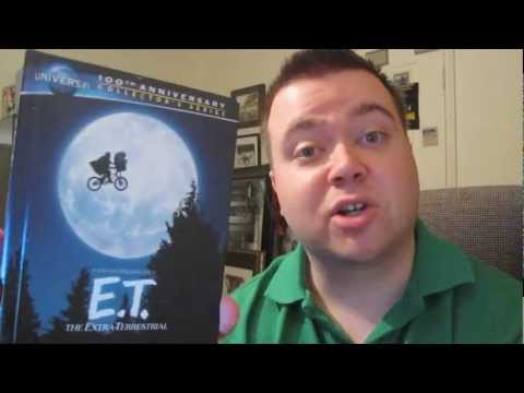 E.T. The Extra-Terrestrial Best Buy Exclusive Blu-Ray Digibook Unboxing Review