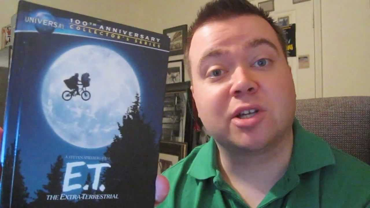 Download E.T. The Extra-Terrestrial Best Buy Exclusive Blu-Ray Digibook Unboxing Review