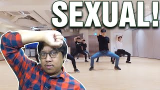 "EXO (엑소) || "" THE EVE "" DANCE PRACTICE REACTION!"