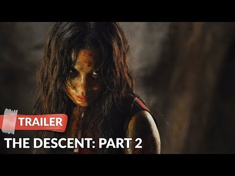 The Descent: Part 2 2009   Michael J. Reynolds  Shauna Macdonald