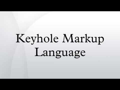 Keyhole Markup Language