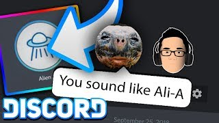 Trolling My Roblox Fans with a Voice Changer on Discord! (Voicemod)