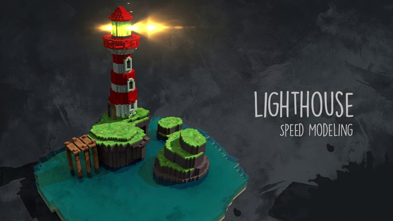 Make A Lighthouse Cake