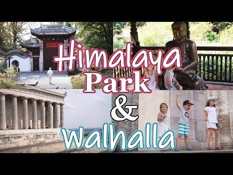Nepal HIMALAYA Park & WALHALLA Ausflug