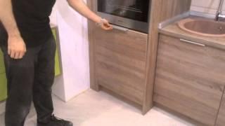 видео кухни хайтек