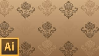 Seamless Pattern Creation In Illustrator Cs6 | Iceflowstudios