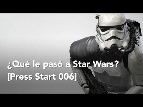 ¿Qué le sucedió a nuestro Star Wars? y las mejores secuelas EVER [Press Start 006]