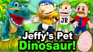 SML Movie: Jeffy's Pet Dinosaur!