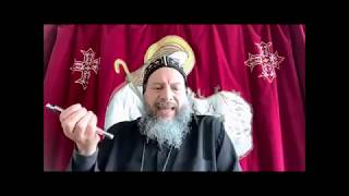 HG Bishop Youssef: 6th Sunday of the Holy Great Fast~Homily @ St Mary & St Moses Abbey,TX~04/05/2020