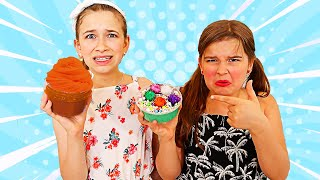 Download Mp3 Make This Slime Ugly, Then Swap And Fix It Challenge! | Jkrew
