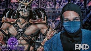 Mortal Kombat Shaolin Monks Story Mode Part 16 - RAGE / GAME ENDING