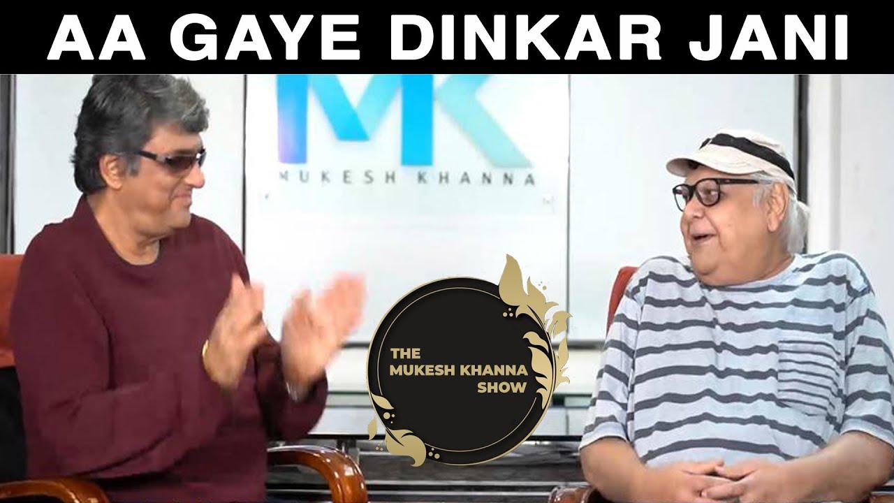 MEET MAN BEHIND SHAKTIMAAN - The Mukesh Khanna Show - #23