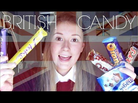 AMERICAN TRYING BRITISH CHOCOLATE