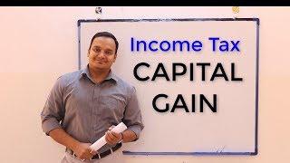 Capital Gain:: Income Tax