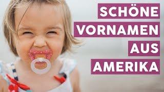 Amerikanische Vornamen Die schonsten Bedeutungen der ungewohnlichen Namen MOM-LIFE