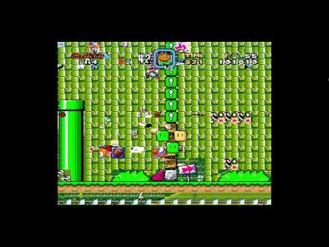 Super Mario World Corruptions (RTC)