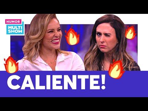 Tatá Werneck e Paolla Oliveira vivem uma NOVELA MEXICANA 🔥  | Lady Night | Humor Multishow